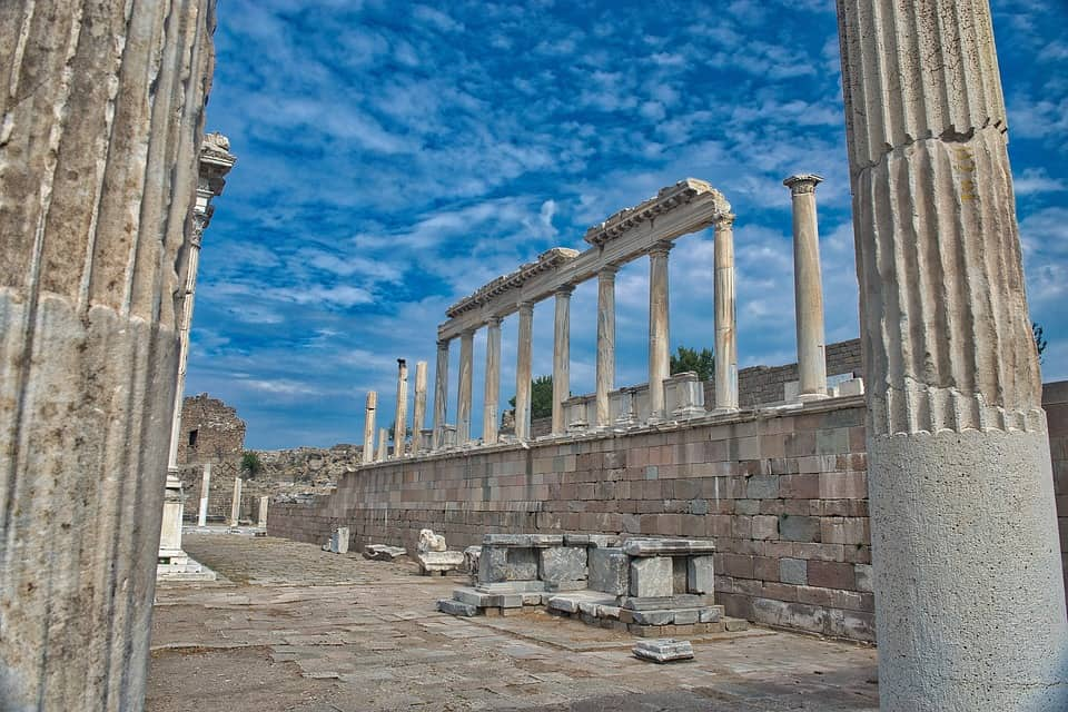 Pergamum - Turkey With Kids