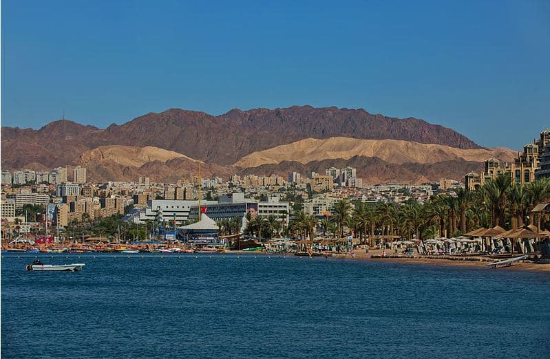 Aqaba - Jordan With Kids