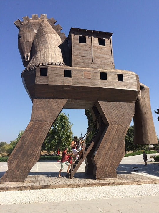 Troy - Turkey With Kids