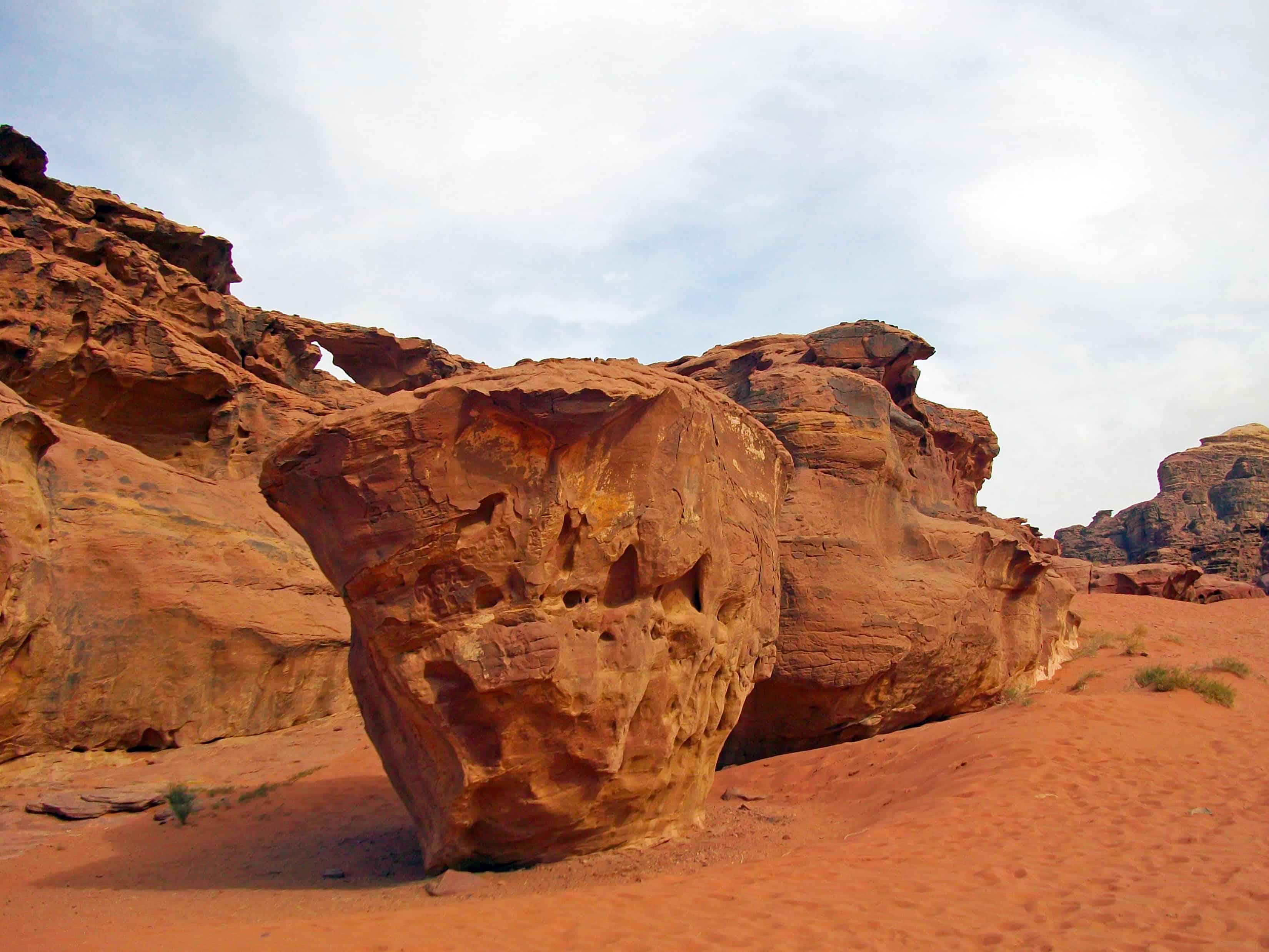 Wadi Rum - Jordan With Kids