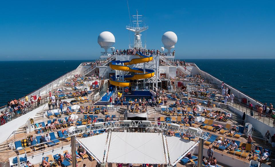 Cruise - Family Vacation With Teens
