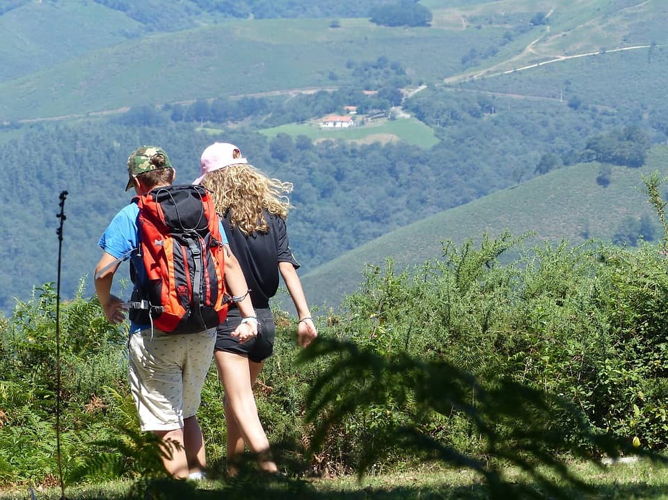 Hiking - Family Vacation With Teens