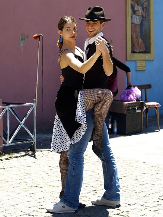 Tango, Buenos Aires - Argentina With Kids