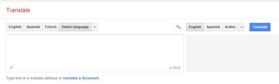 Google Translate - Best Language Learning Apps