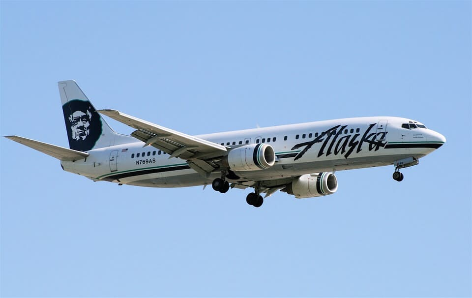 Alaska Airlines - Safest Airlines in the World