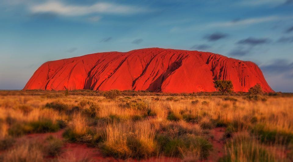 Uluru/Ayers Rock - Natural Wonder