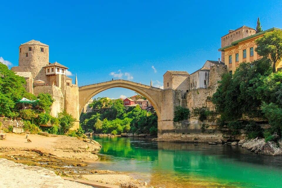 Bosnia and Herzegovina - Cheapest European Countries to Visit