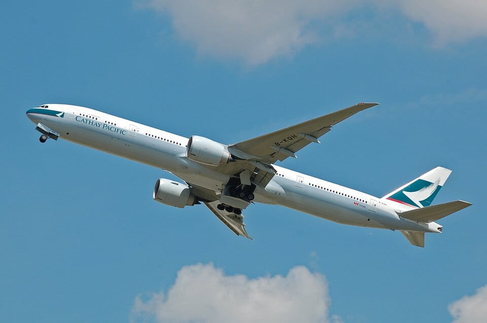 Cathay Pacific Airways - Safest Airlines in the World