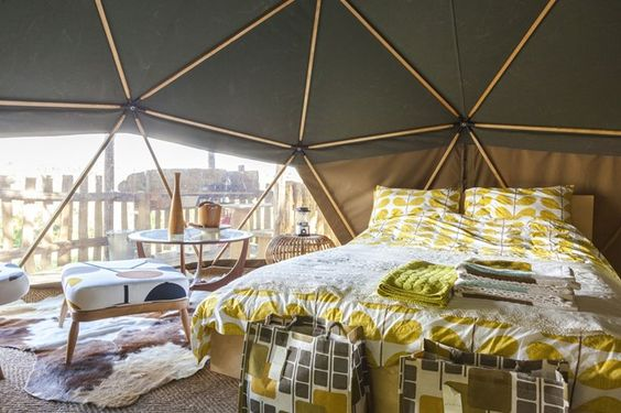 De Etchyngham, East Sussex - Glamping Site