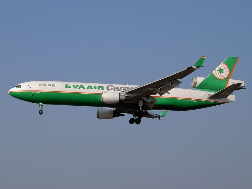 EVA Air - Safest Airlines in the World
