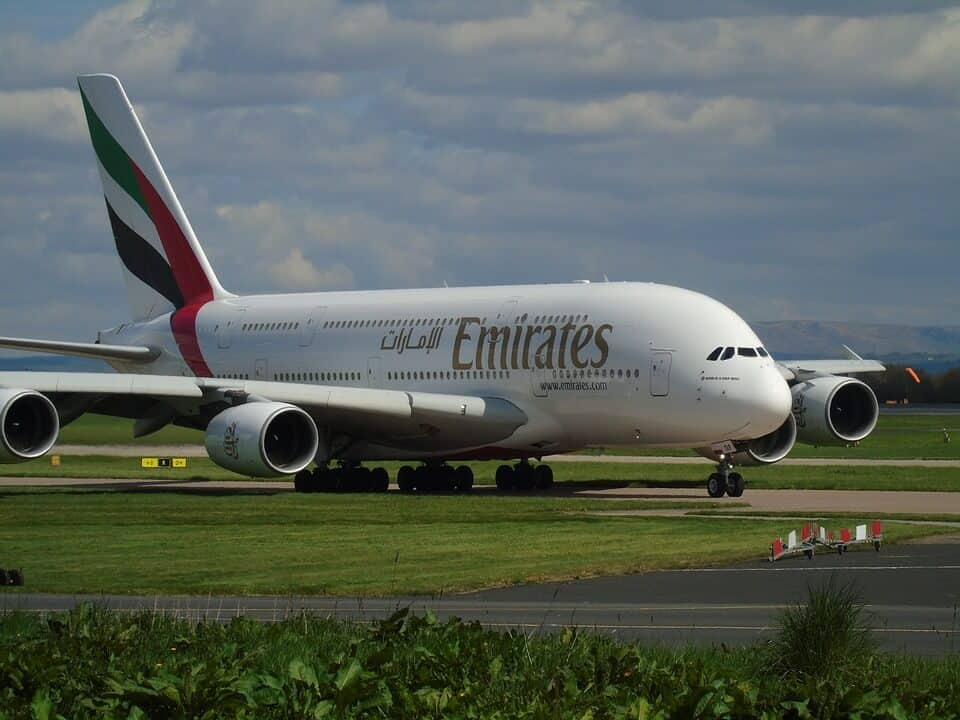Emirates - Safest Airlines in the World