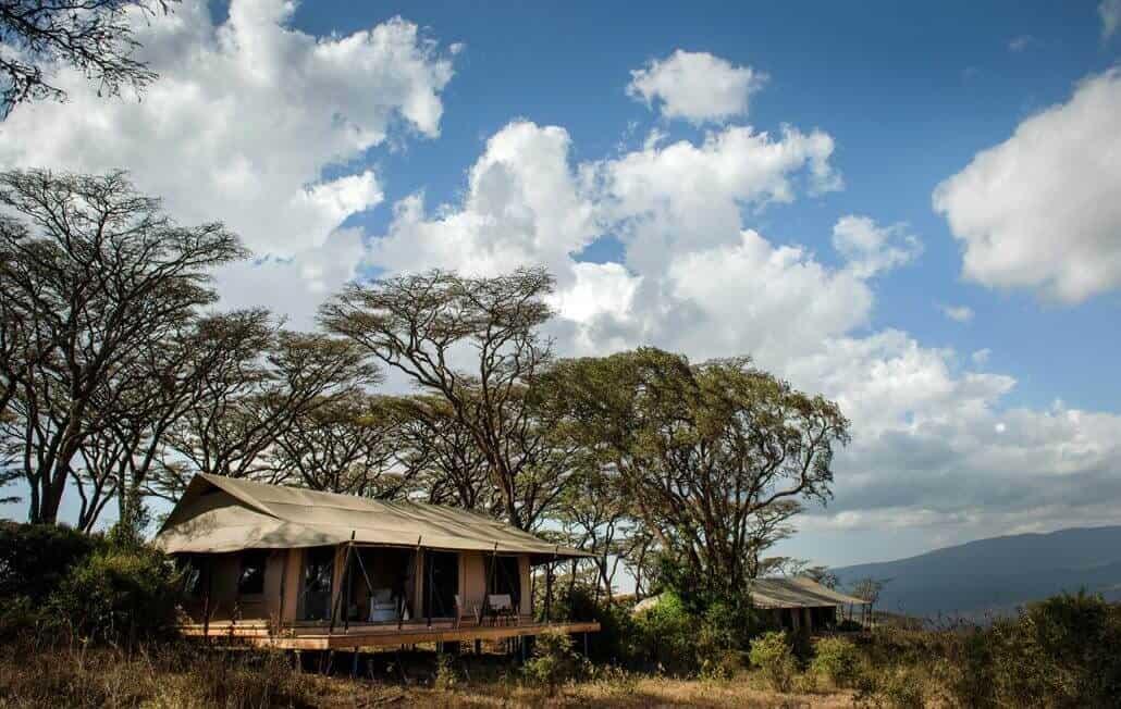 Entamanu Ngorongoro, Tanzania - Glamping Site