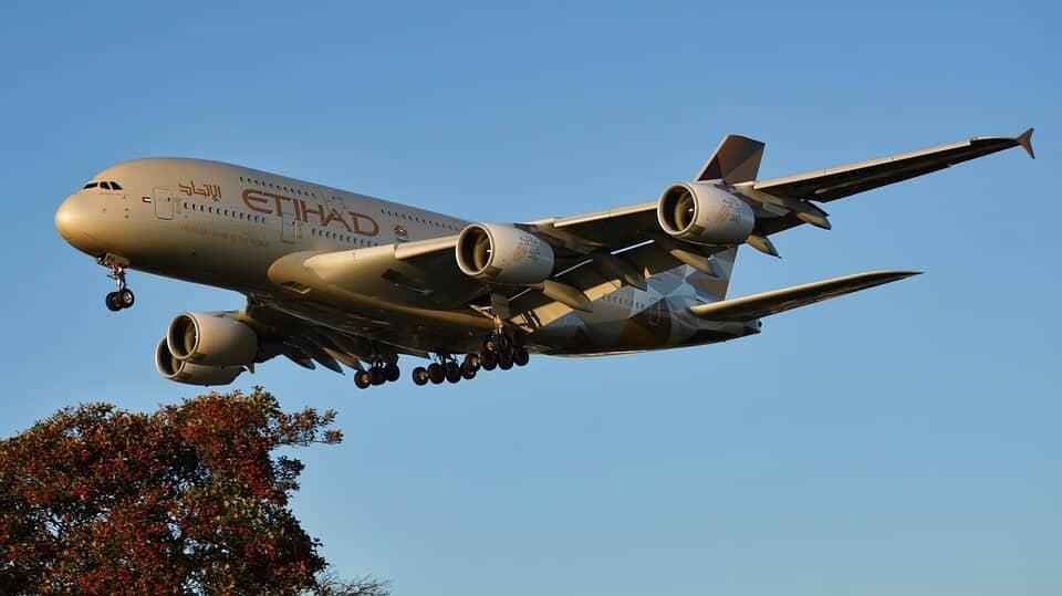 Etihad Airways - Safest Airlines in the World