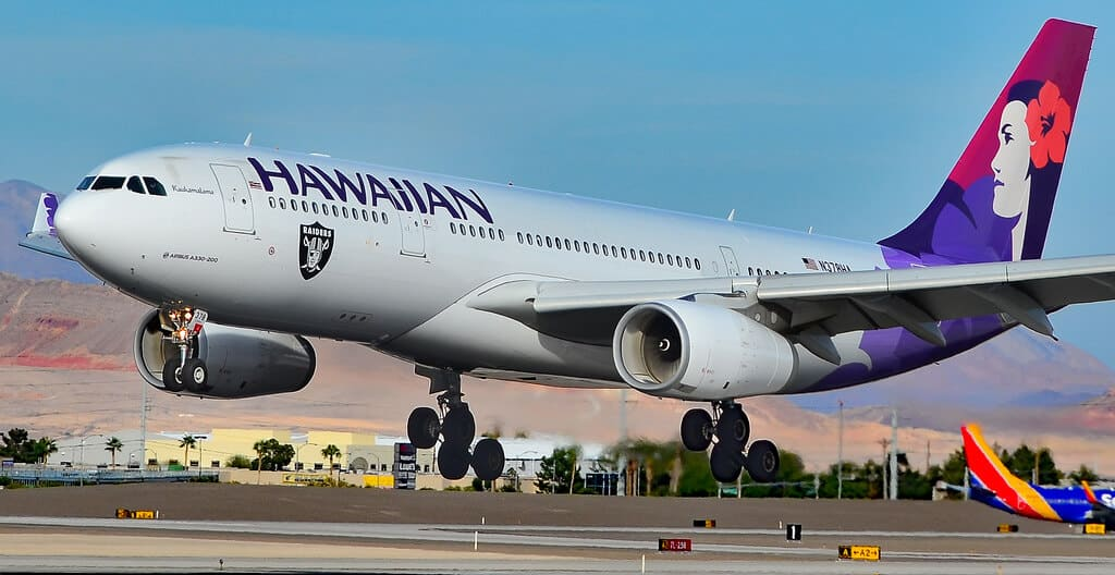 Hawaiian Airlines - Safest Airlines in the World