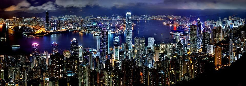 Hong Kong - Best Asian Countries to Visit