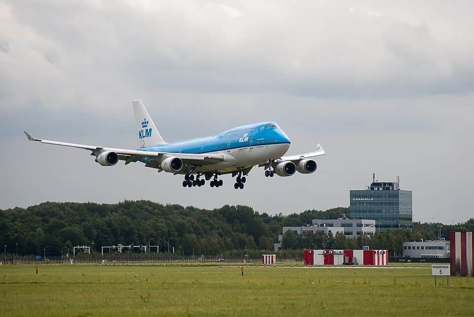 KLM - Safest Airlines in the World
