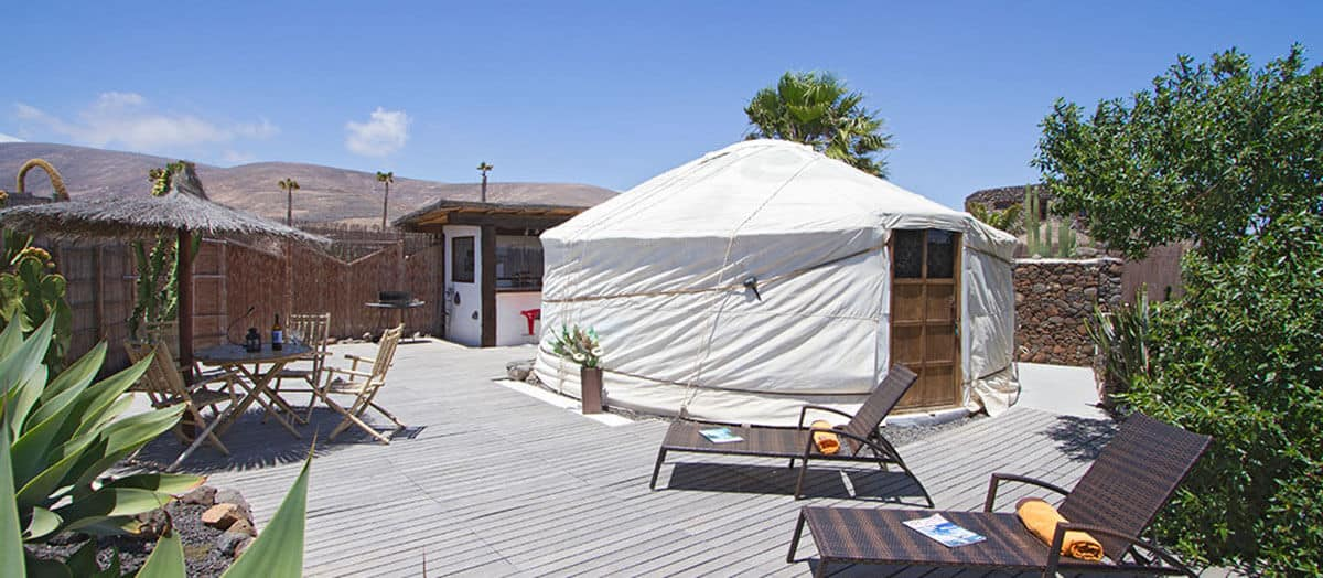 Lanzarote Retreats, Lanzarote, Spain - Glamping Site