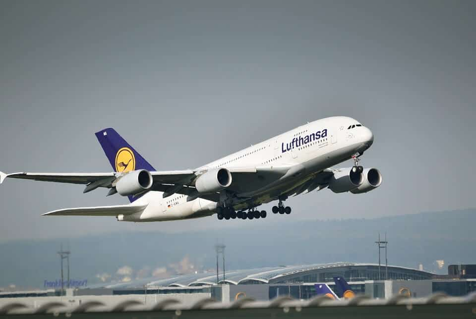 Lufthansa - Safest Airlines in the World