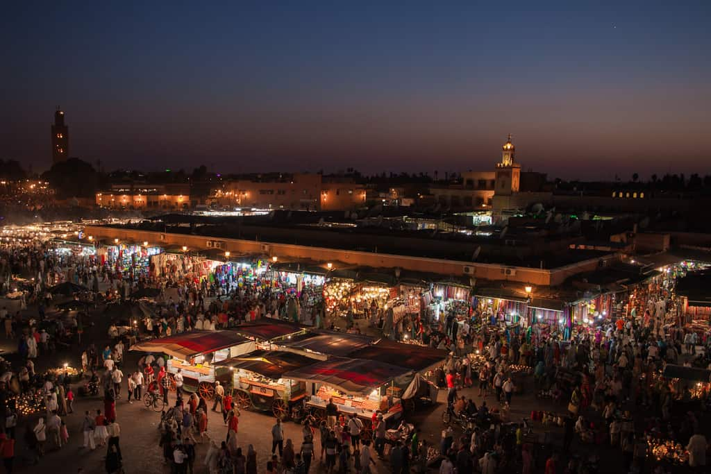 Marrakech, Morocco - Best Places to Visit in October