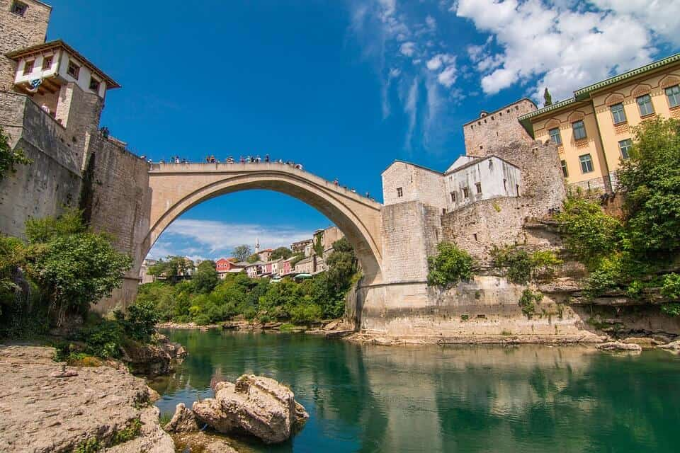 Mostar, Bosnia - Cheapest Places to Travel