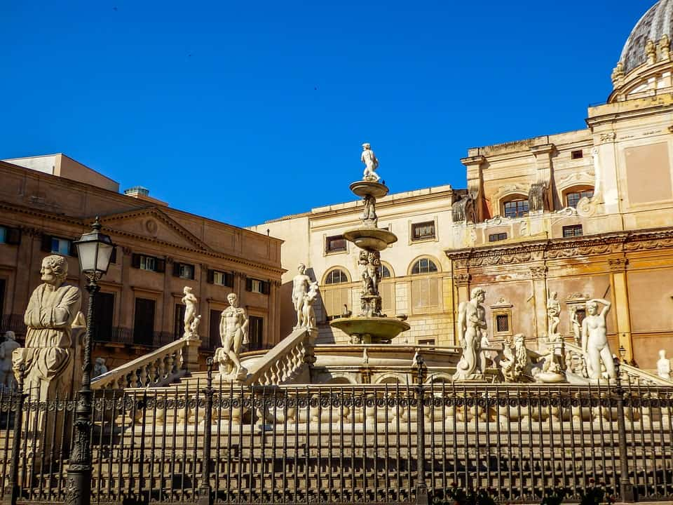 Palermo, Italy - Best Places to Visit in October