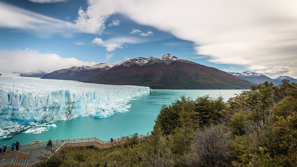 Perito Moreno Glacier - Natural Wonder