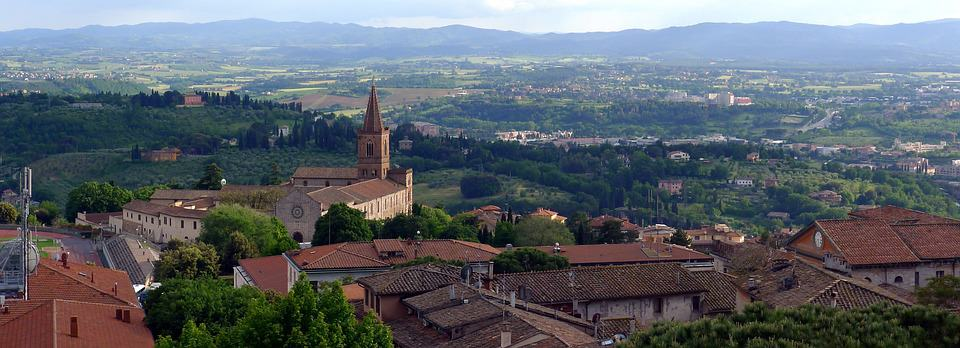 Perugia - Best Places to Visit in October