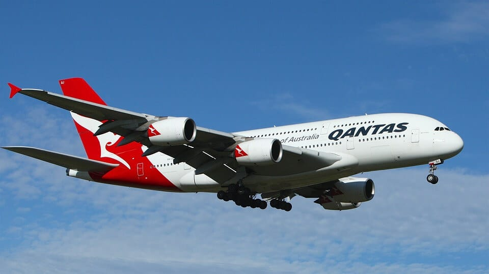 Qantas - Safest Airlines in the World