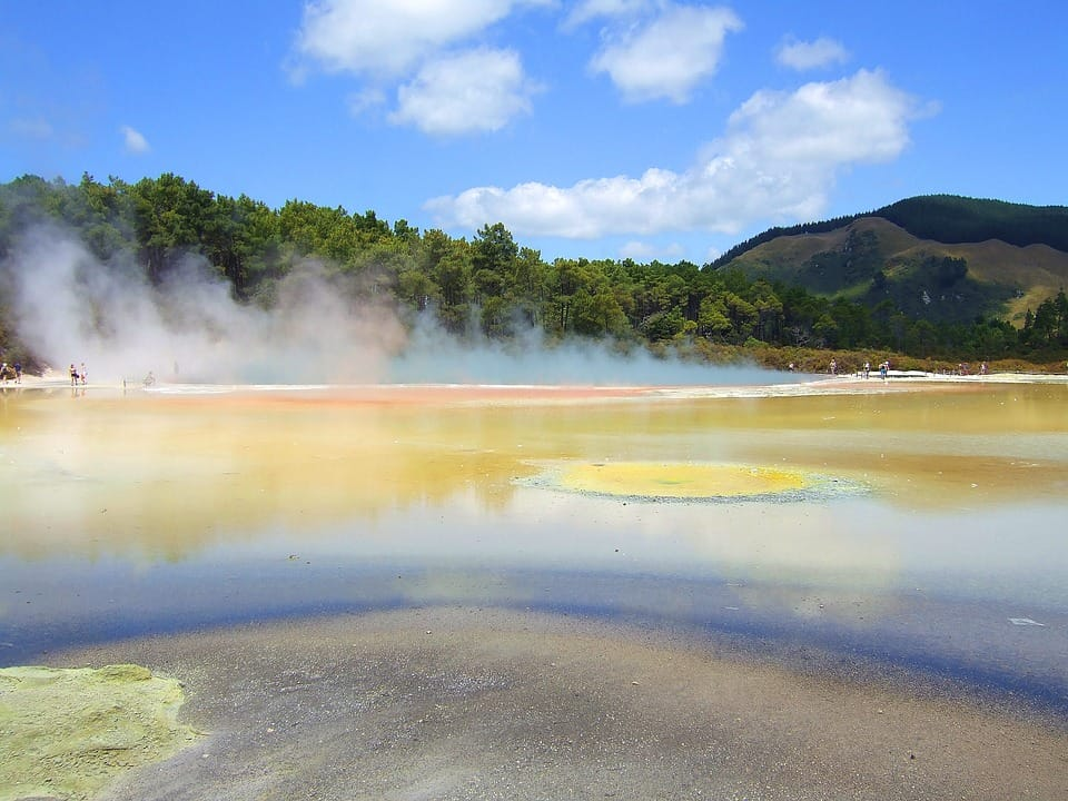 Rotorua, New Zealand - Best Places to Visit in October