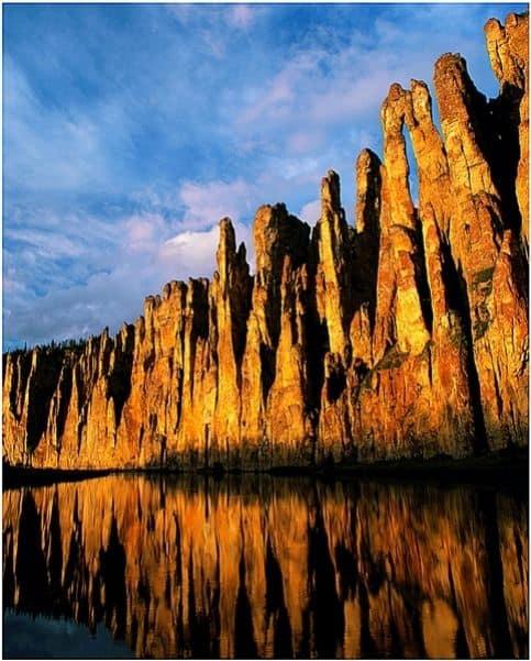 Russian Pillars - Natural Wonder