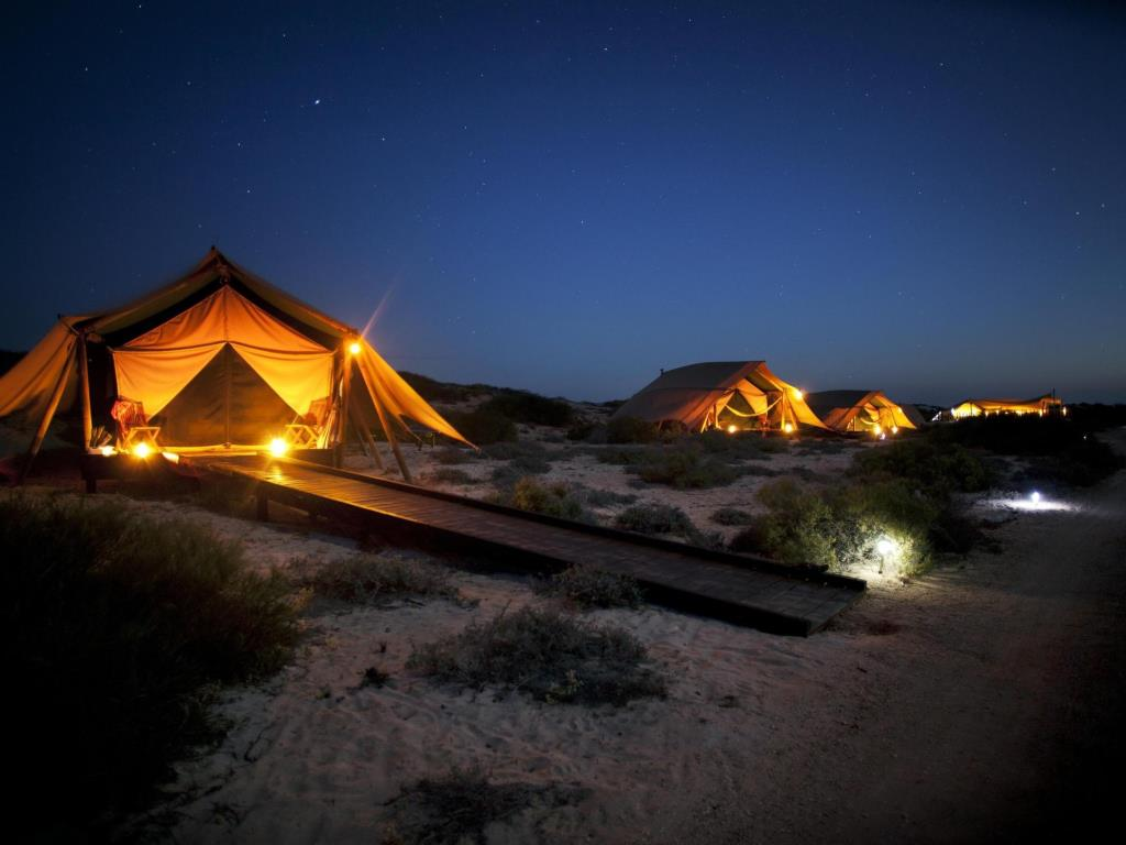 Sal Salis, Australia - Glamping Site