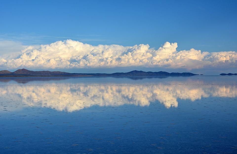 Salt Flats - Natural Wonder