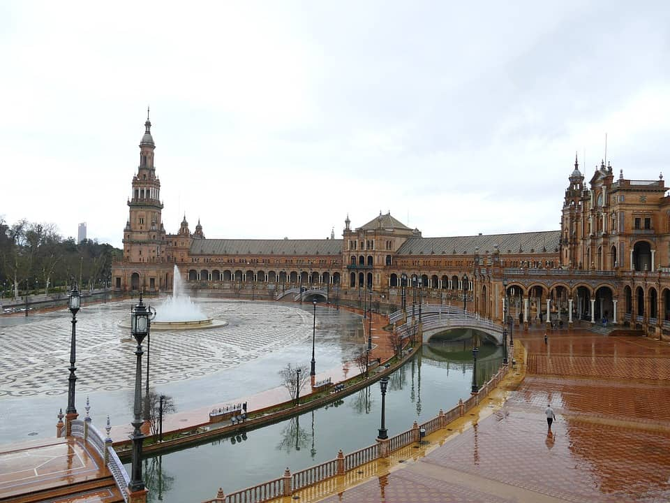 Seville, Spain - Best Places to Visit in October