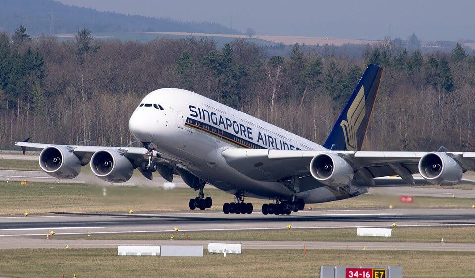 Singapore Airlines - Safest Airlines in the World