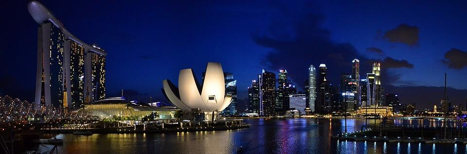 Singapore - Best Asian Countries to Visit