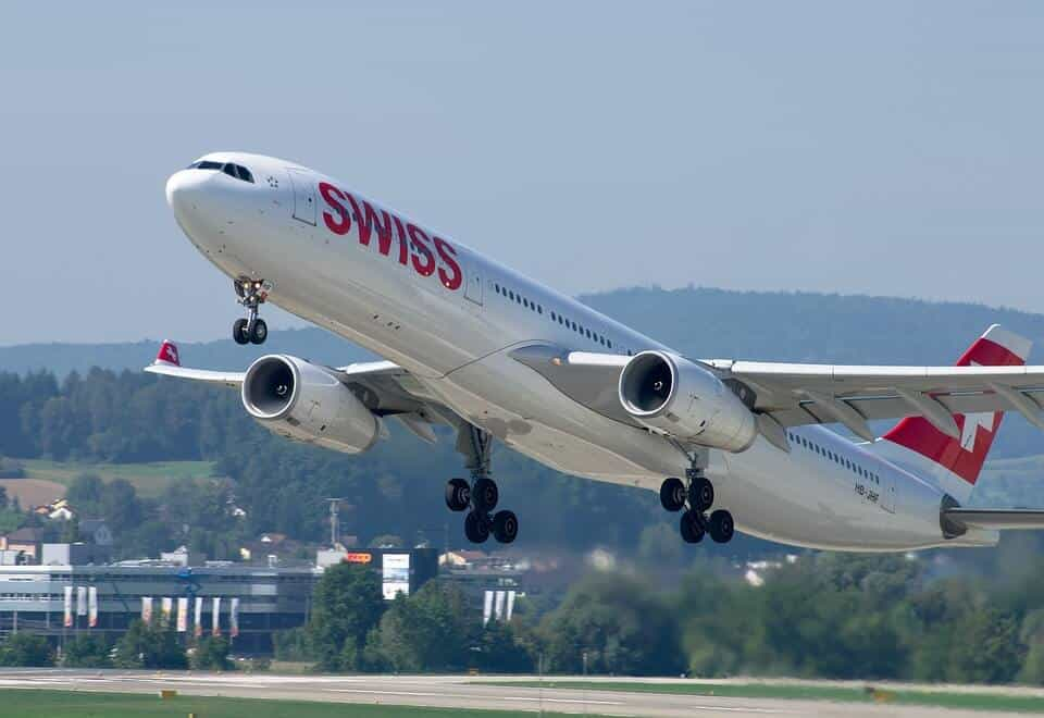 Swiss - Safest Airlines in the World