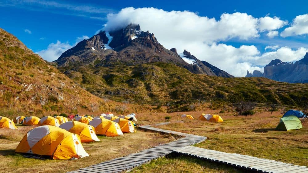 Eco Camp, Torres del Paine - Glamping Site