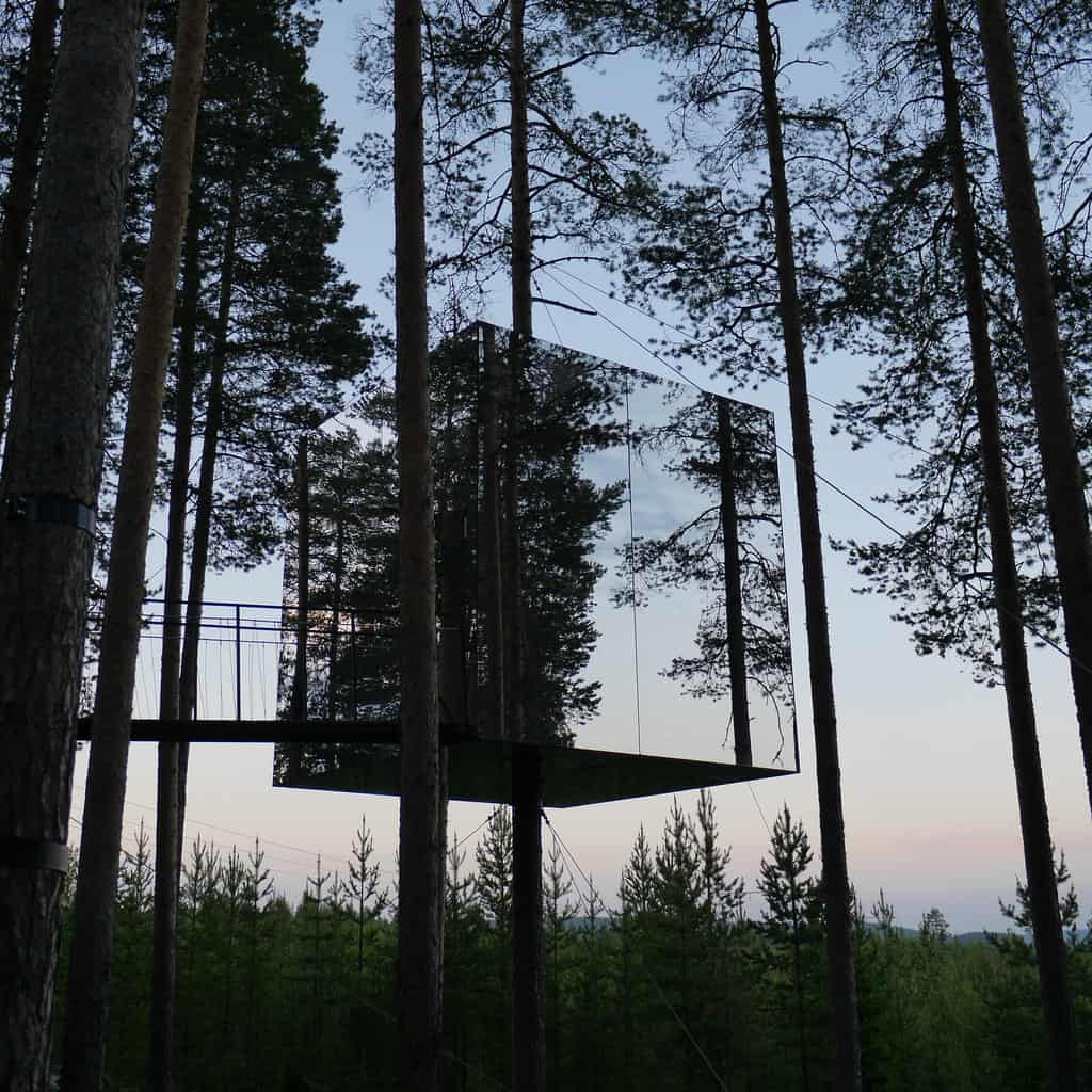 Treehotel, Sweden - Glamping Site