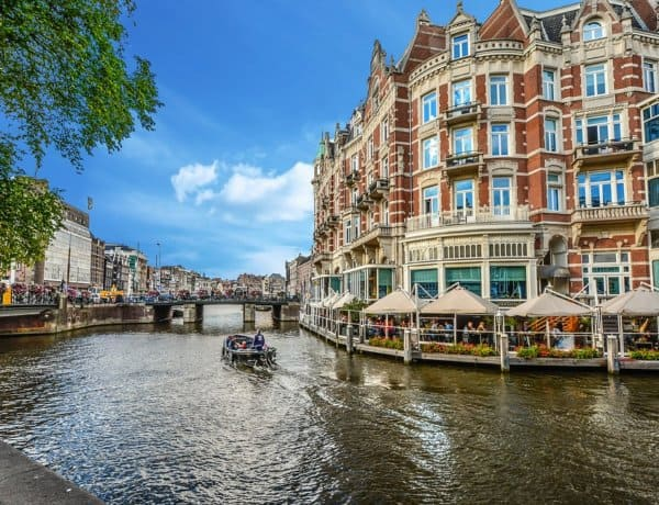 Amsterdam, Netherlands - Visit to Heal After a Heartbreak