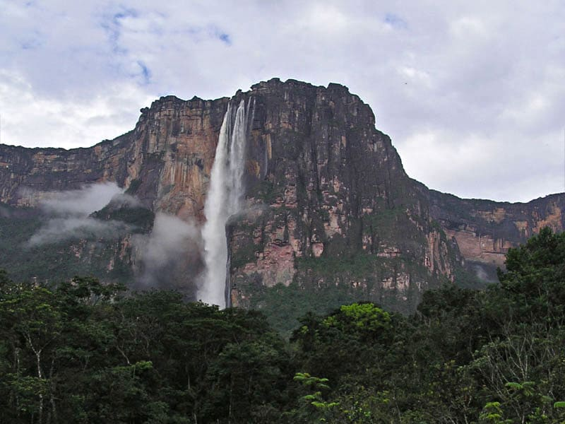 Angel Falls - Best Waterfall