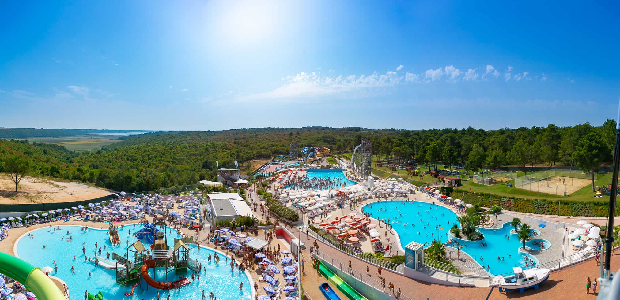Aquapark Istralandia - Croatia With Kids