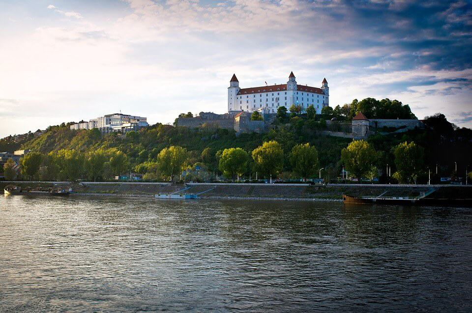 Bratislava Castle - Slovakia With Kids