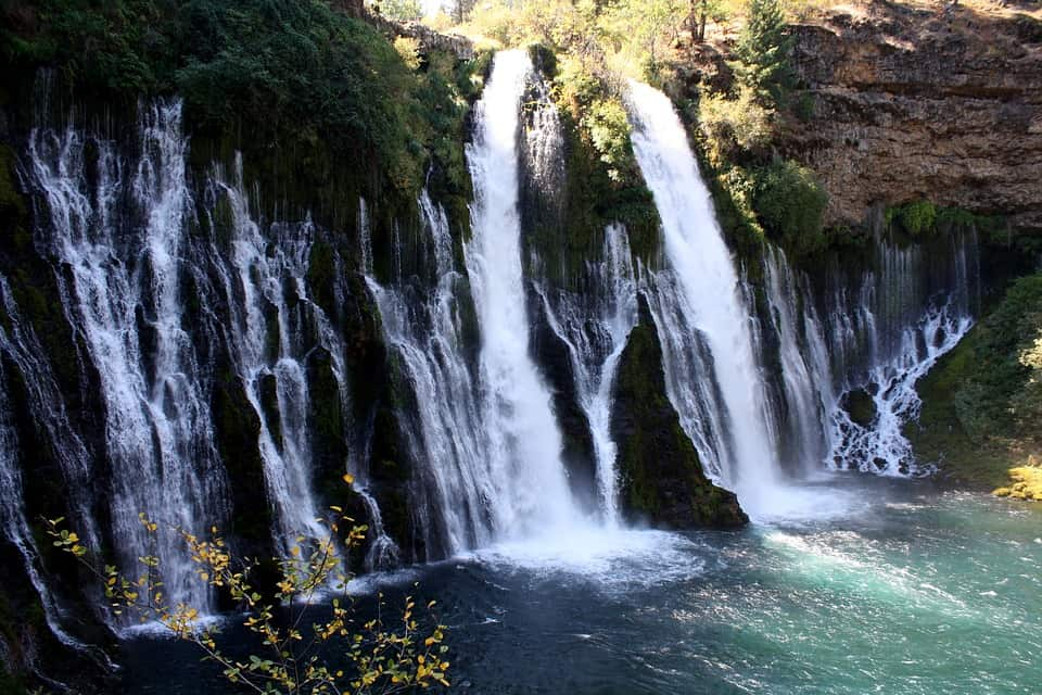 Burney Falls, United States - Best Waterfalls Around the World