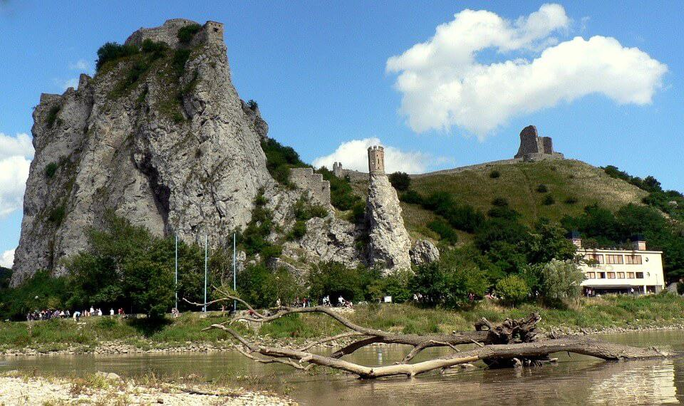 Devin Castle - Slovakia With Kids