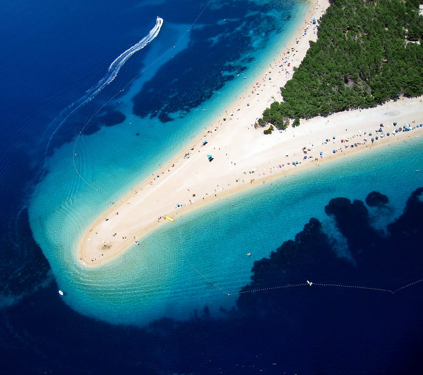 Golden Cape Beach - Croatia With Kids