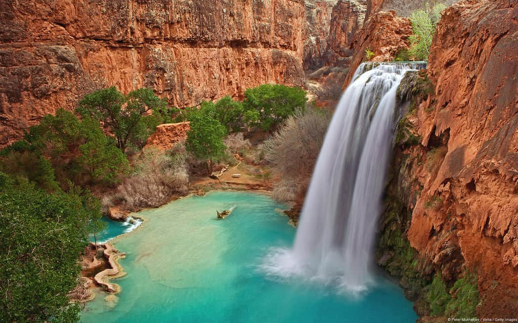 Havasu Falls, United States - Best Waterfalls Around the World