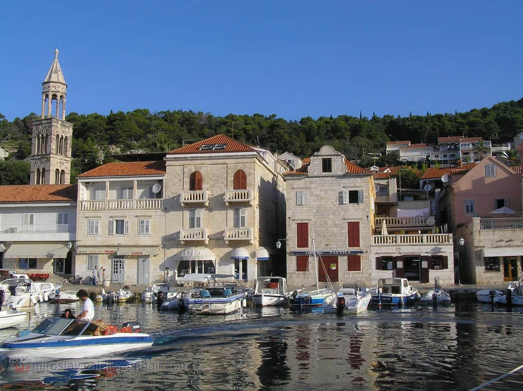 Hvar - Croatia With Kids