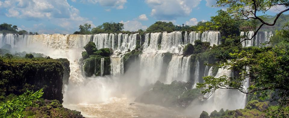 Iguazu Falls - Best Waterfall