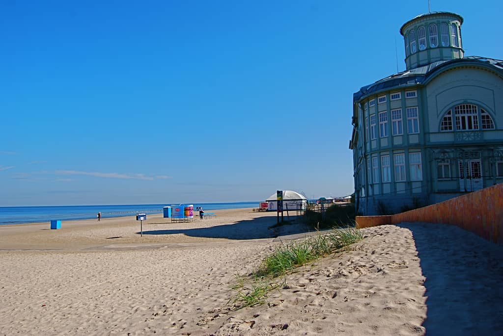 Jurmala Beach - Visit Latvia With Kids