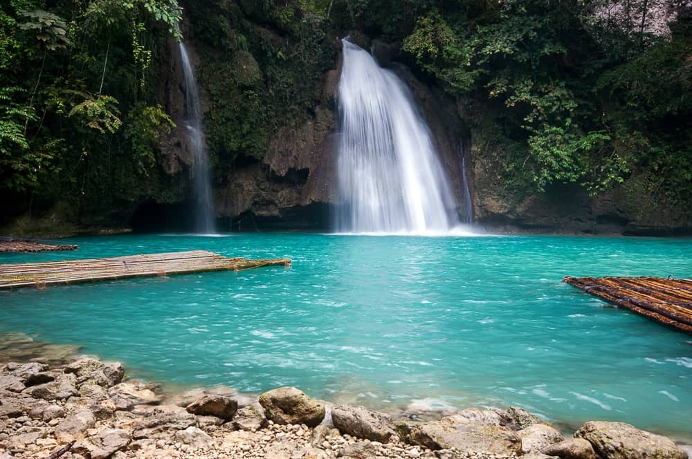 Kawasan Falls, Philippines - Best Waterfalls Around the World